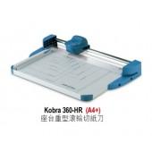 KOBRA 360-HR 厚切滾輪刀 A4+  15張70g